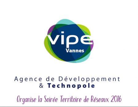 VIPE vannes Territoire de réseaux 2016